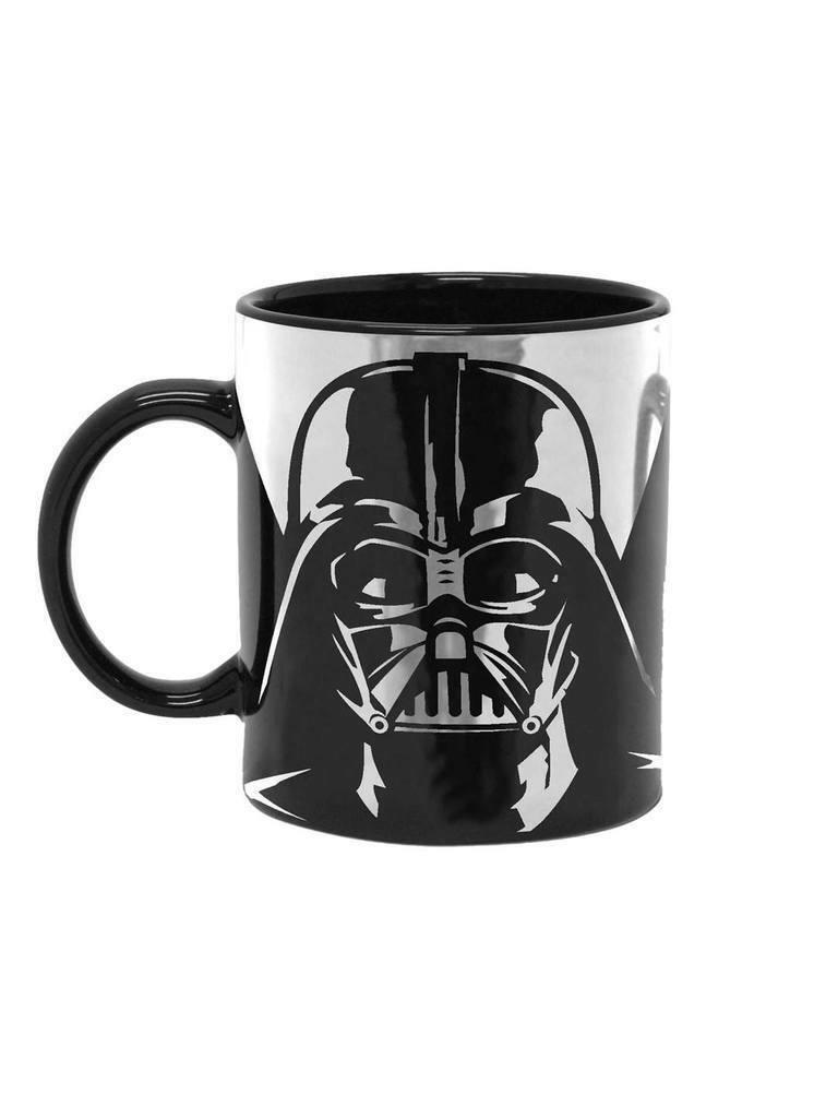 Darth Mega Stw020002 Black Star Wars Coffee Box Gift Vader In Mug 850ml Man 8PmNwyvnO0